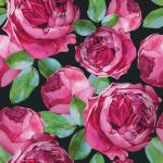 significado de la rosa de carmin