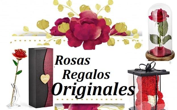 Regalos Originales con rosas